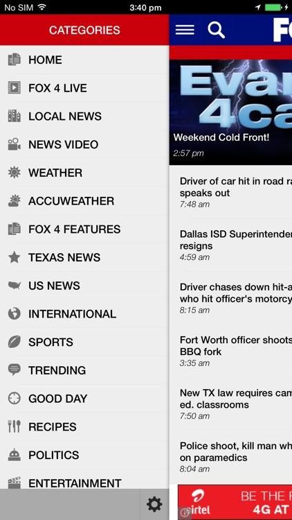 FOX 4 Dallas-Fort Worth screenshot-3