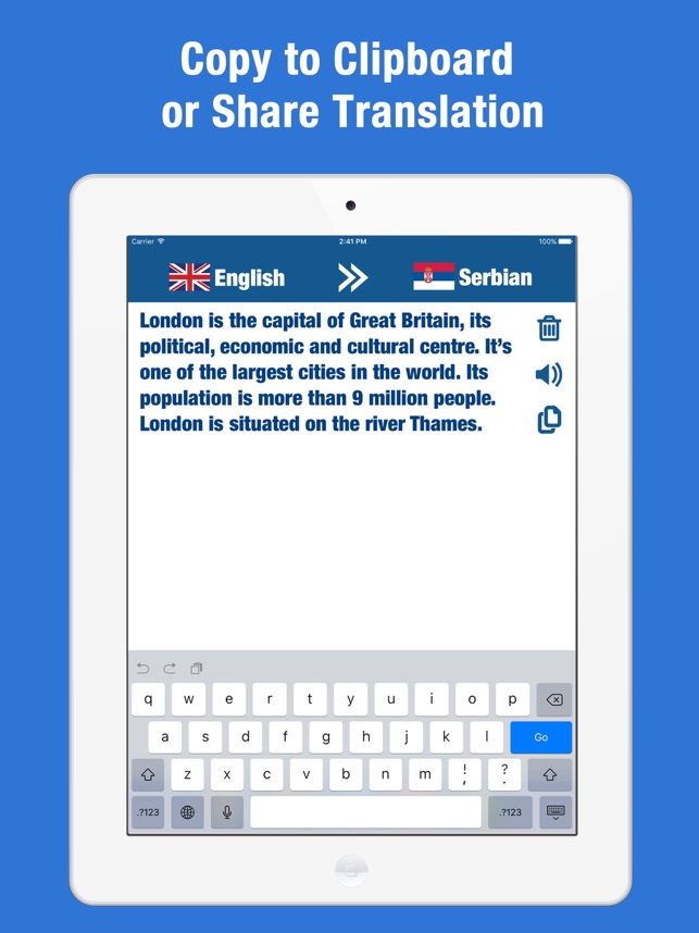 Serbian English Translation And Dictionary On The App Store