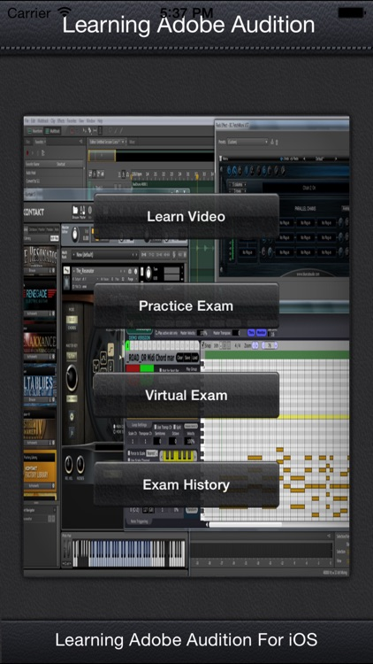 LearnFor Adobe Audition