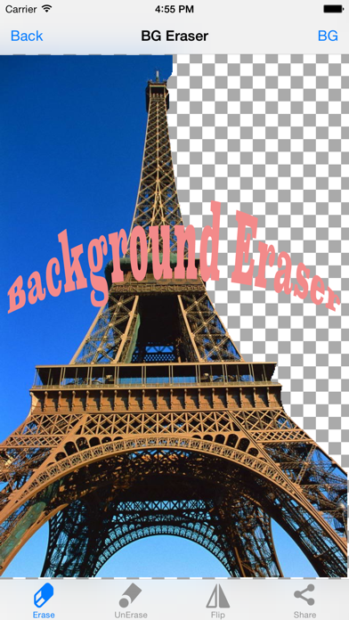 Background Eraser Free - Super Photo CutOut screenshot two