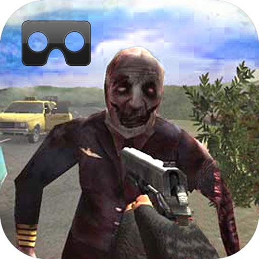 Vr Zombie Kill : Virtual Reality Snip-er Shot-ing icon