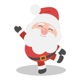 SantaMoji - Christmas Santa Stickers for iMessage
