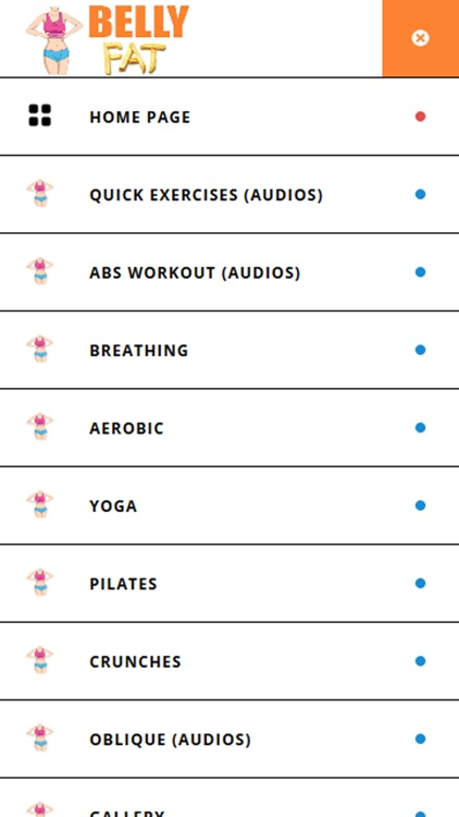 Belly Fat Exercises to Burn Abdominal Fat! screenshot-4