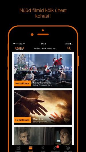 Apollo app ios