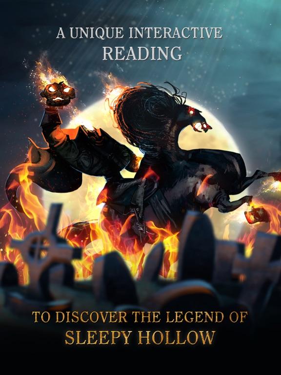 The Legend of Sleepy Hollow iC Screenshots