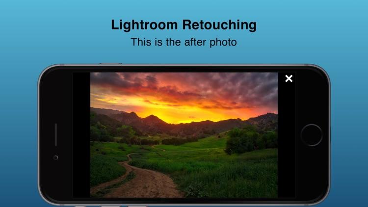 Learn Lightroom CC retouching Edition