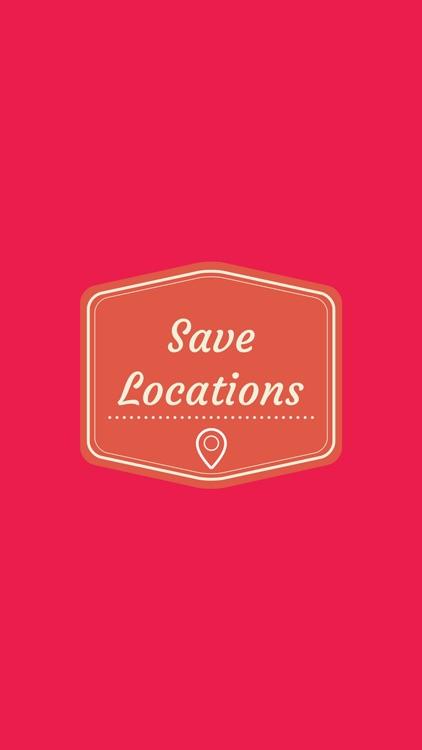 Save Locations