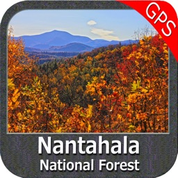 Nantahala National Forest - GPS Map Navigator