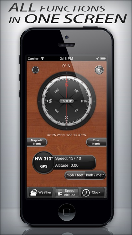Compass 54 Lite screenshot-1