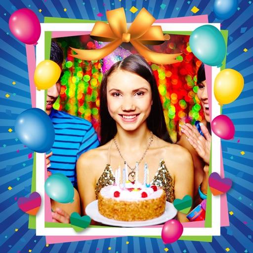 Birthday Frames Editor Free