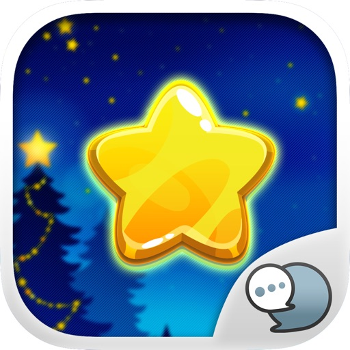 Stars Emoji Stickers Keyboard Sky Themes ChatStick