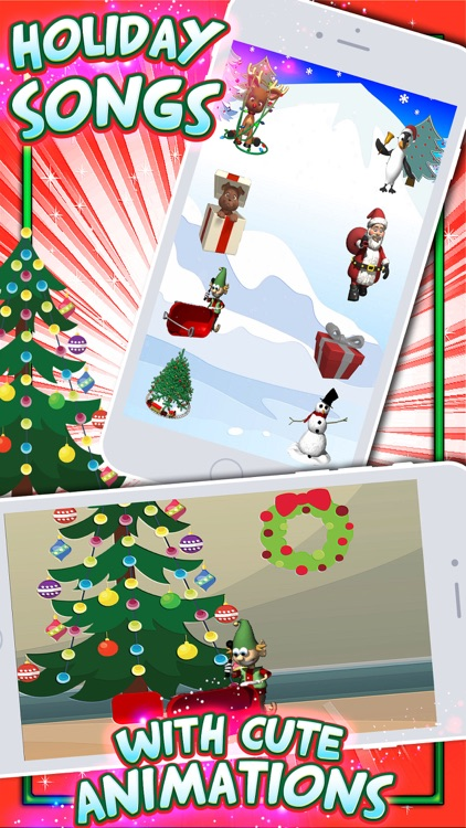Holiday Games! Christmas Puzzles For Toddler Kids screenshot-1
