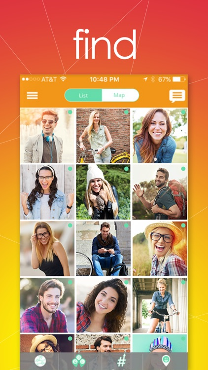 Friendable - find, message & meet new people