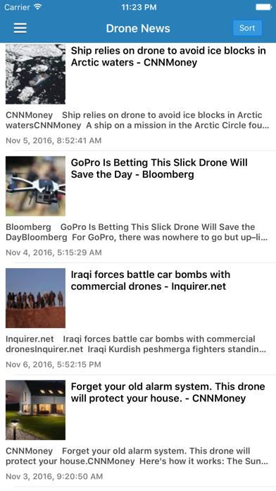 Aviation Airline News Pro - Airplane & Drone News screenshot three