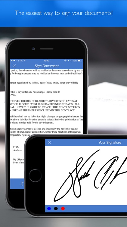 SignDocument Pdf pro screenshot-0