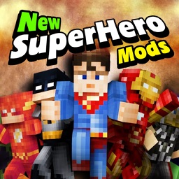 Superhero Mod - Modded Guide for Minecraft PC