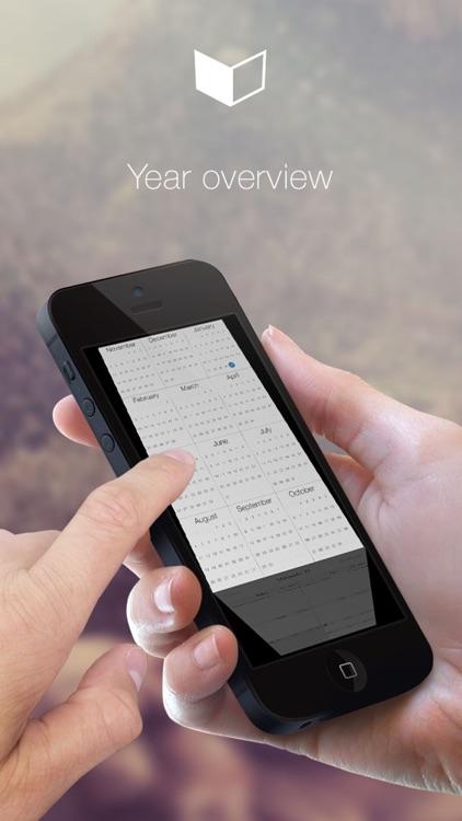CalCube - Quick & Easy Calendar screenshot-4