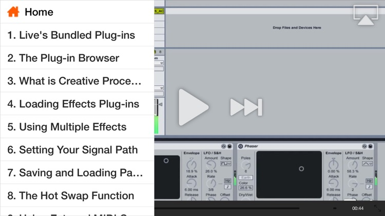 Course For Ableton Live Effects: Plugged In! screenshot-4