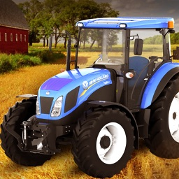 Tractor Sim 2016- real farm cultivation