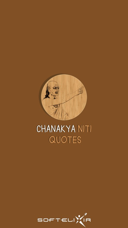 Chanakya Niti Quotes by SoftElixir InfoTech Pvt Ltd