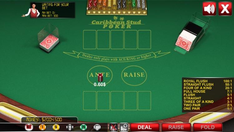 Caribbean Stud Poker By Selin Kafkasli