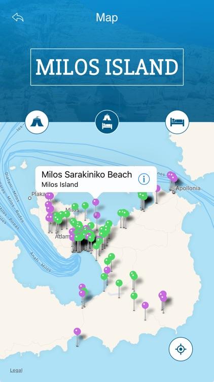 Milos Island Tourism Guide screenshot-3