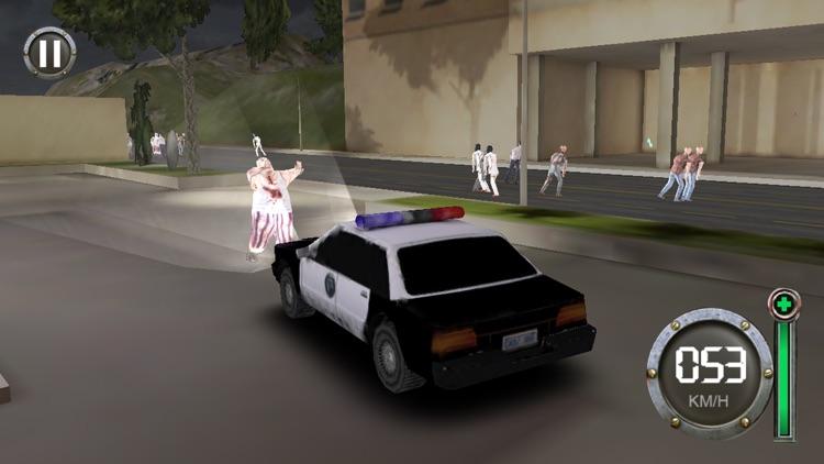 Zombie Escape-The Driving Dead