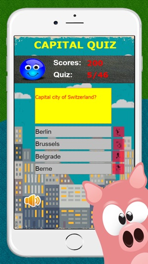 The World Nation Capital Quiz Games on the App Store