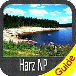 Harz National Park - GPS Map Navigator