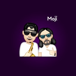 Big Gigantic ™ by Moji Stickers