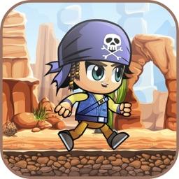 Cindy Run and Jump - 2d Platform Game
