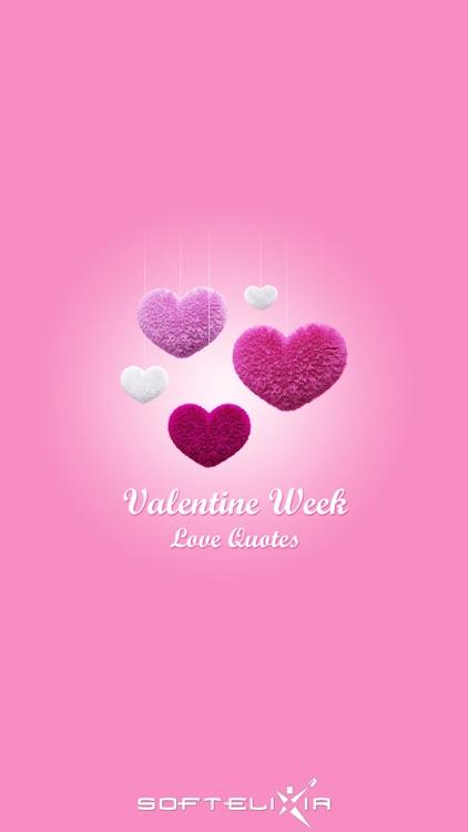 Valentine Week - Love Quotes