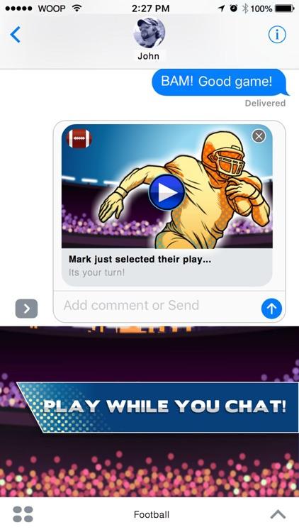 Football screenshot-4