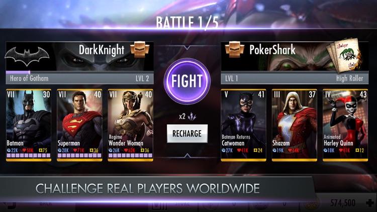 Injustice: Gods Among Us screenshot-4
