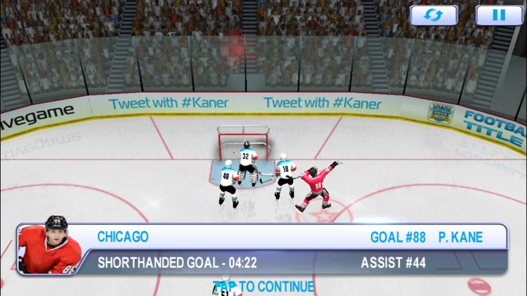 Patrick Kane's MVP Hockey screenshot-1
