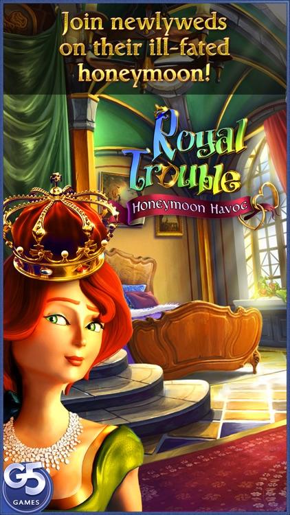 Royal Trouble: Hidden Honeymoon Havoc screenshot-0