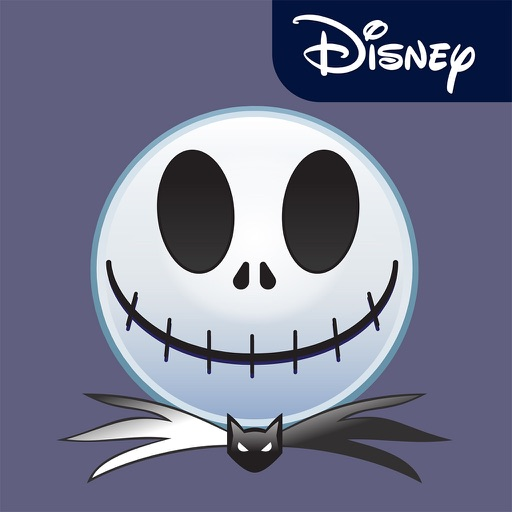 Disney Stickers: The Nightmare Before Christmas