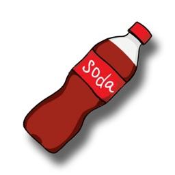 Soda Bottle for Water Bottle Flip 2k16