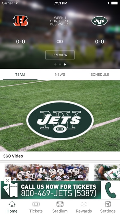 Official New York Jets