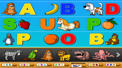 ABC Magnetic Land: Learn Alphabet,Shapes & Letters screenshot 3