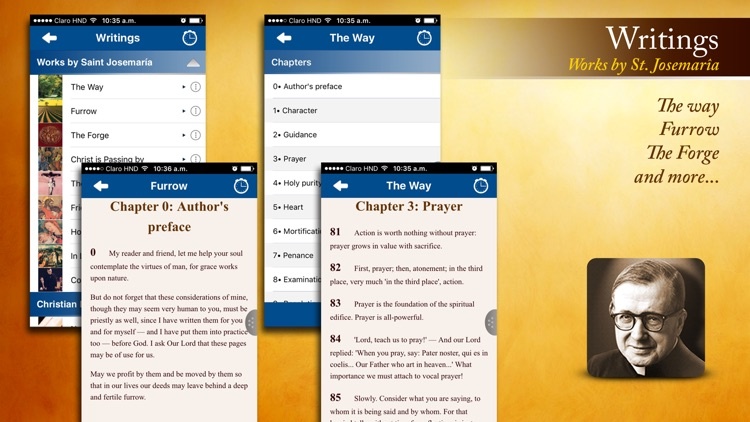 St. Josemaria screenshot-2