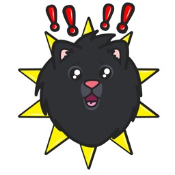 POMERANIAn Animated Sticker