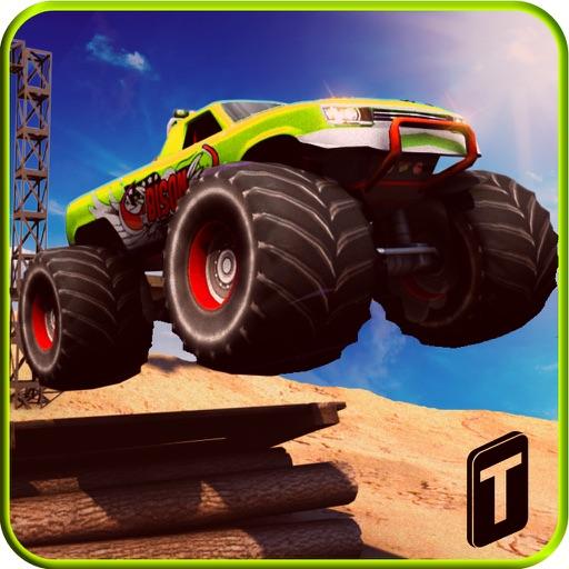 Monster Truck Rider 3D