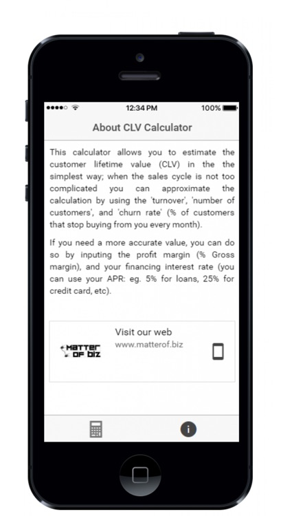 Simple CLV Calculator screenshot-4
