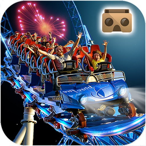 Vr Roller Coaster : A Virtual Reality Sim-ulator icon