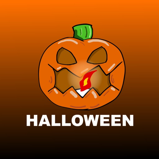 Halloween Monsters Animated Stickers