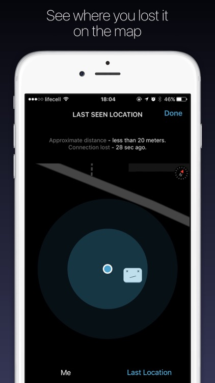 FIND-E – Find your phone, keys, wallet, anything screenshot-3