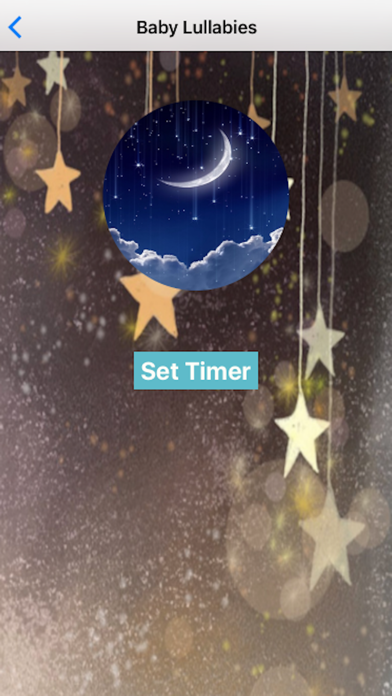 Baby Sound Sleeper-Music for Sleep & Relaxation Screenshot on iOS