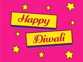 Diwali Greetings - Festival of Lights Stickers