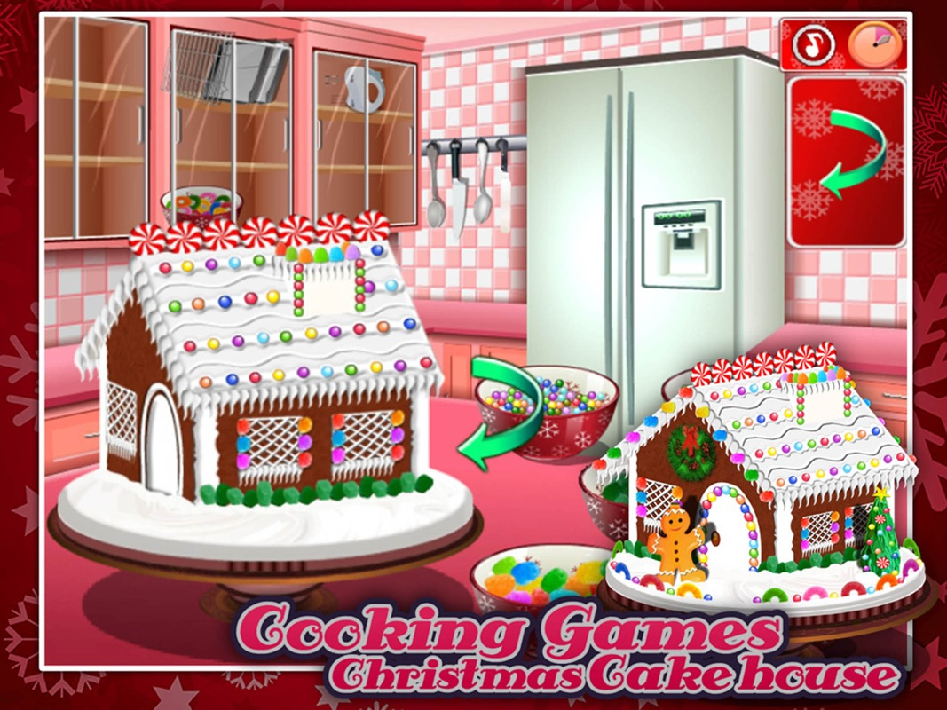 Kid S Cooking Class Christmas Cake Online Game Hack And Cheat Gehack Com
